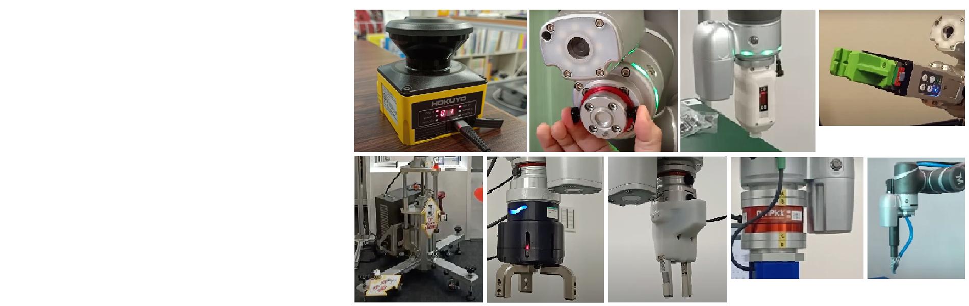 協働ロボット用エンドエフェクター販売